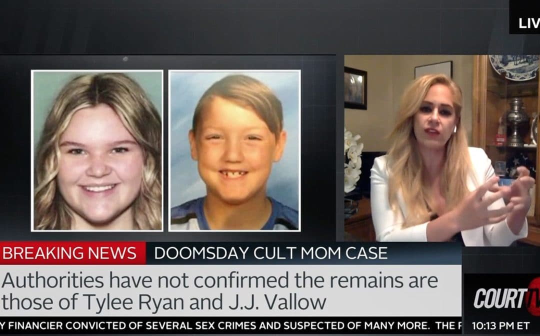 Doomsday Cult Mom Case Update