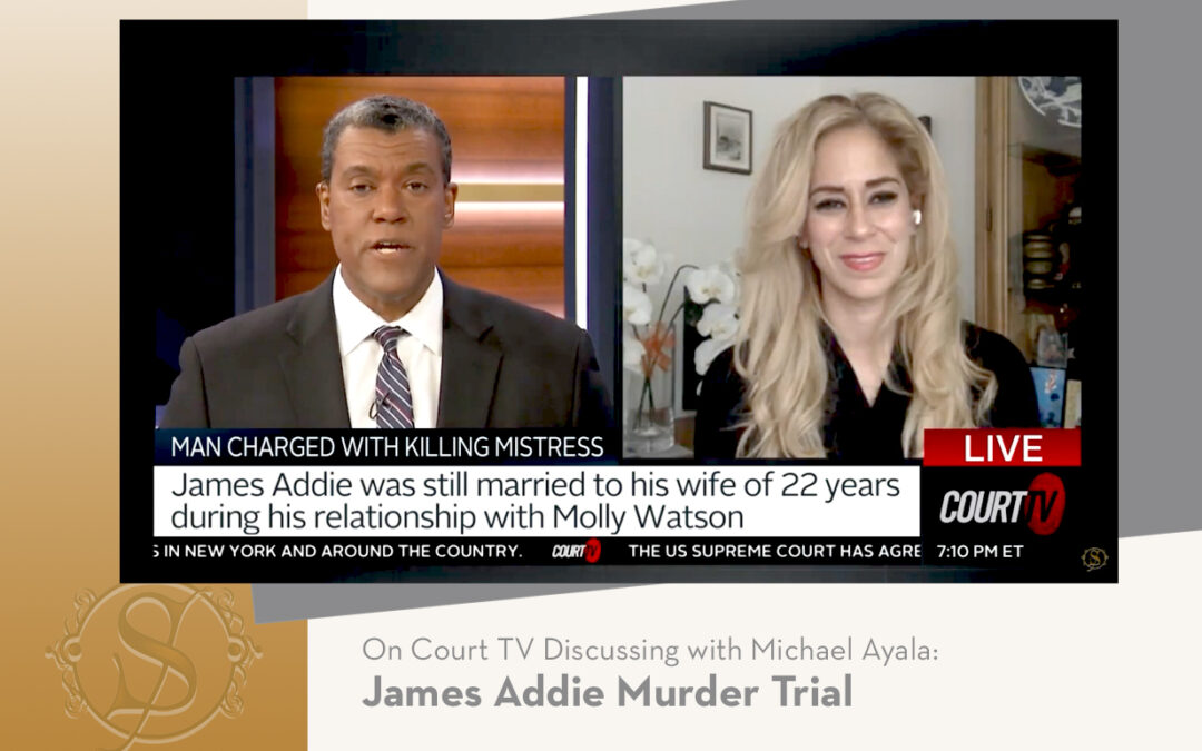 Megerditchian Discusses James Addie Murder Trial