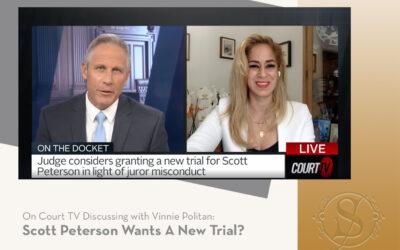 Megerditchian Discusses Scott Peterson Murder Trial